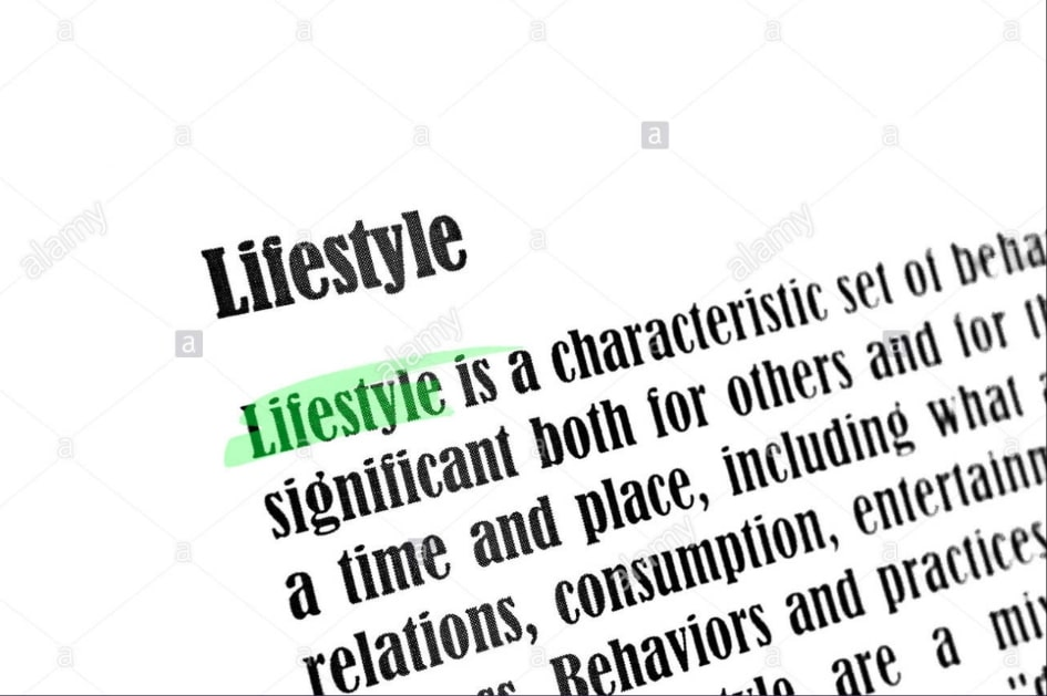 definition of lifestyle